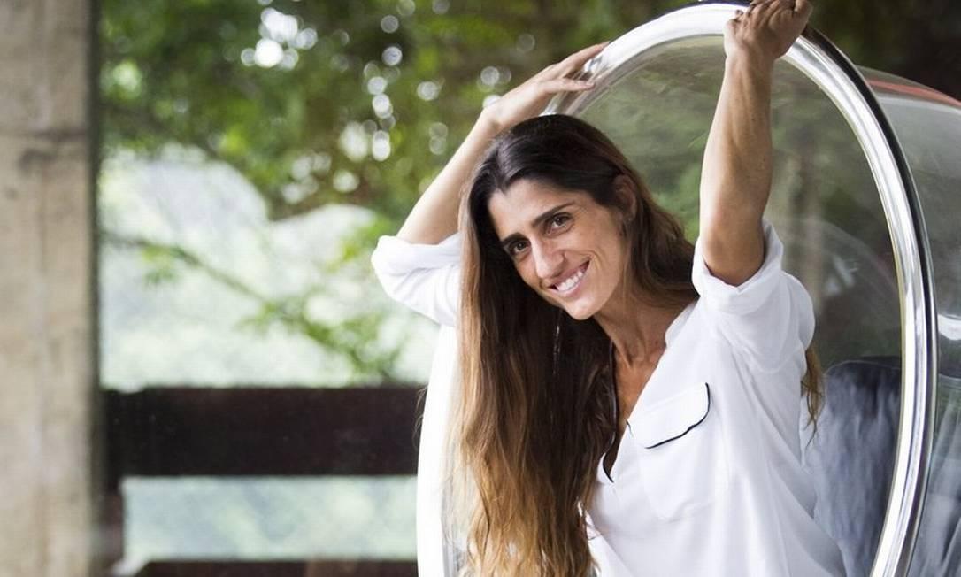 Apaixonada pelo Rio, Cynthia Howlett tem um guia sobre a cidade e agora lança campanha #oRiocomoutrosolhos