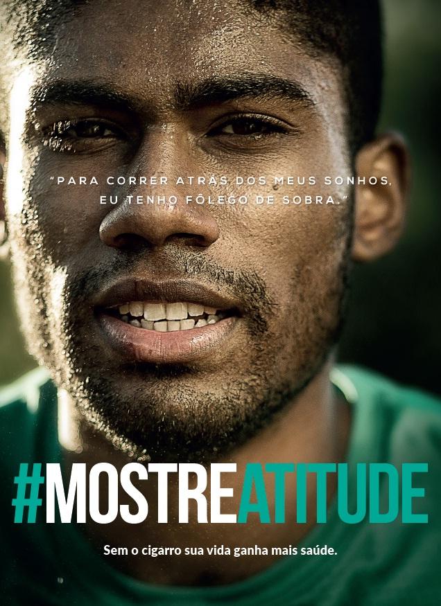 #MostreAtitude é a campanha que o Ministério da Saúde lança com foco em jovens