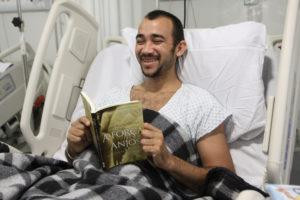 leitura no leito