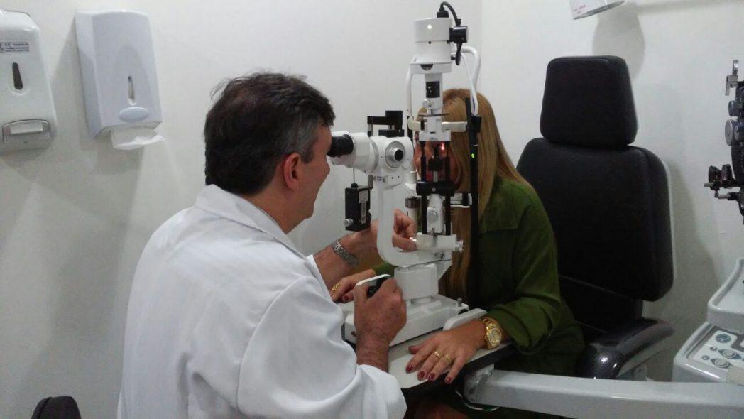 Para festejar 51 anos, o Hosb oferece avaliação gratuita de catarata pacientes acima de 50 anos (Foto:  Giselle Torres - Divulgação)