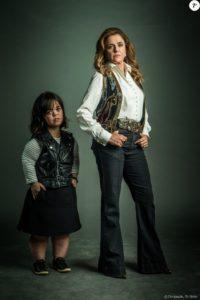 Em 'Do Outro Lado do Paraíso'. Sophia (Marieta Severo) rejeita a filha Estela (Juliana Caldas) - Foto: Divulgação TV Globo