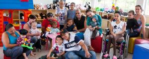 Instituto Ingo Hoffman é responsável pelo projeto Casa da Criança e da Família, que abriga as crianças em tratamento (Foto: Divulgação)