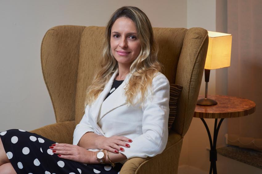 Renata Bento-psicanalista