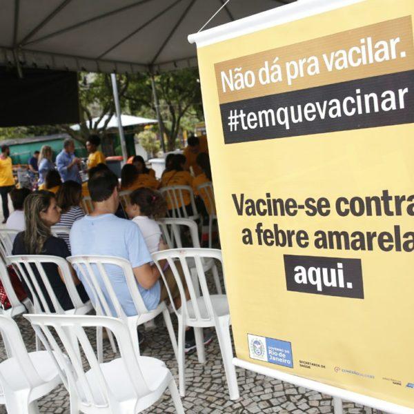 Febre Amarela-campanha-no-Rio