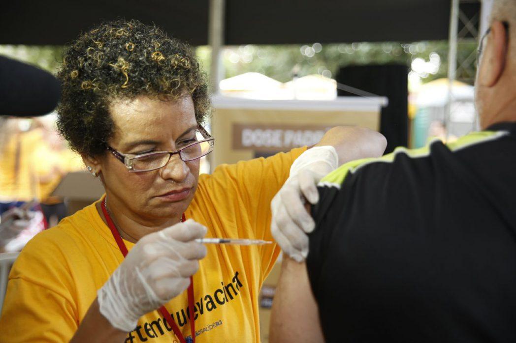 Febre Amarela- vacinacao